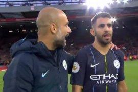 Guardiola istirahatkan Mahrez