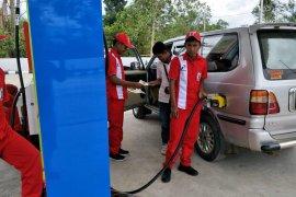 Harga minyak dunia turun, Pertamina rilis harga baru BBM non subsidi untuk Bengkulu