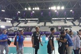 Sandiaga Uno beri semangat atlet voli duduk Indonesia