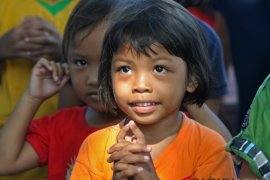 101 anak korban bencana Sulteng hilang
