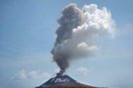 Gunung Anak Krakatau alami 101 kali letusan