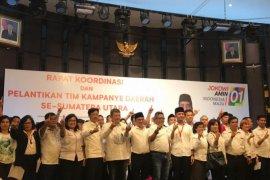 TKN Jokowi-Ma'ruf gelar rakernas di Surabaya