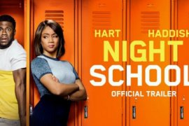 "Komedi ""Night School"" kuasai puncak box office"