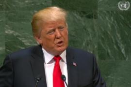 Trump hubungi Jokowi tawarkan bantuan AS