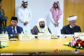 Hidayat Nur Wahid lanjutkan perjuangan pendiri bangsa di Liga Islam Dunia
