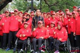 Presiden Jokowi targetkan Indonesia tembus delapan besar