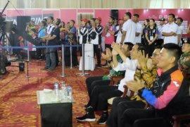 Presiden Jokowi perkirakan Indonesia raih 20 emas