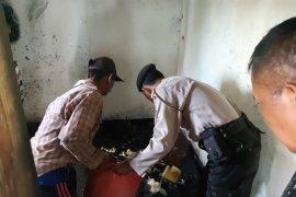 """Rumah Terbakar di Ponorogo Diduga Akibat """"Handphone"""""""