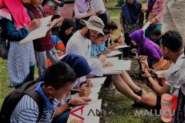 Banda Sketchwalk 2018 ingatkan kejayaan pulau Banda