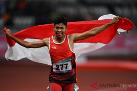 Atlet para-atletik Indonesia disiapkan menuju Paralimpiade 2020