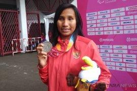 Asian Para Games - Tanpa Target, Arianti Tak Menyangka Bisa Rebut Perak
