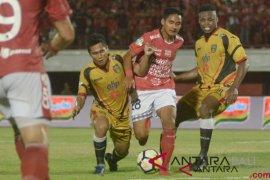 Bali United menang atas Mitra Kukar 1-0 (video)