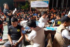 Bio Farma vaksin 350 personel Basarnas dengan antitetanus