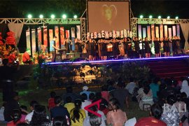 Ratusan seniman Buleleng meriahkan Festival Seni Sawan