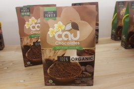 """Cau Chocolates Food and Gift"" Kuta tawarkan cokelat organik"