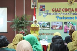 "Cipta inovasi Puskesmas Kota Bogor, upaya wujudkan ""Puskesmas Idola"""