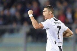 Penalti Ronaldo bawa  Juventus menang atas Lazio