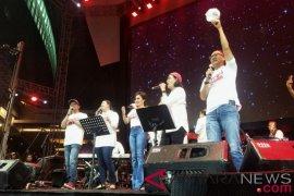 Pentas 'Elek Yo Band' raup Rp 5,25 miliar untuk gempa Sulteng