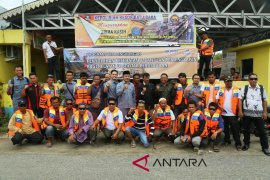 PT. Inalum edukasi nelayan tentang keselamatan melaut