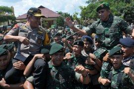 Sinergi TNI-Polri jaga soliditas dan netralitas