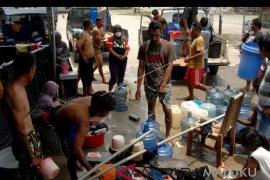 Pemkot Ternate salurkan bantuan ke Sulteng