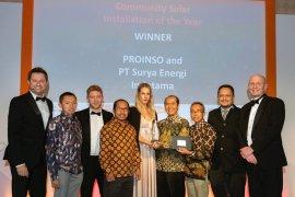 Anak perusanaan Len Industri raih penghargaan internasional