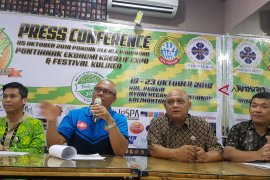 Festival Kuliner Lidah Buaya Pontianak