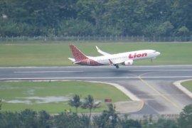 Lion Grup hentikan sementara penerbangan di Bandara Sentani