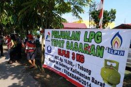 Pemkab Sambas dan Pertamina lakukan Operasi Pasar gas bersubsidi