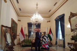 RI bantu tujuh juta dolar AS untuk Palestina