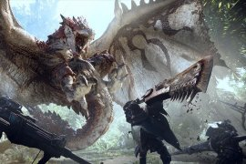 "Game ""Monster Hunter: World"" Bantu Tingkatkan Laba Capcom"