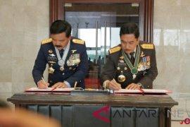 BNPT dan TNI resmikan kerja sama penanggulangan terorisme