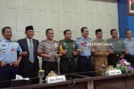 Gabungan TNI/Polri Gelar Pameran Alutsista di Madiun