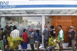 Perbankan mulai beroperasi kembali di Palu
