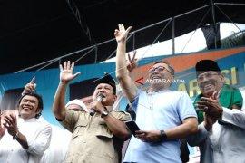 "Rhoma Irama Deklarasikan ""Relawan Rhoma For PAS"""