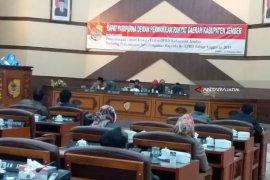 Sejumlah Fraksi DPRD Jember Kritisi APBD 2019