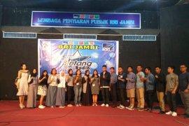 Sabtu , 12 finalis Bintang Radio Jambi bersaing jadi terbaik