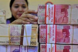 Kurs Rupiah akhir pekan terkoreksi masih dibayangi imbal hasil obligasi AS