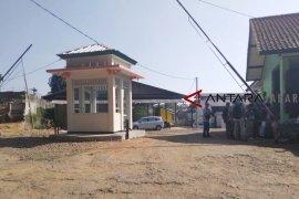 STA Cigombong direnovasi untuk promosikan hasil pertanian