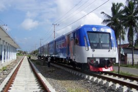 Jalur kereta api Besitang Langkat direncanakan beroperasi pertengahan 2019
