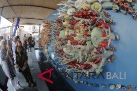 CTC Bali Pamerkan 2.000 Terumbu Karang Keramik