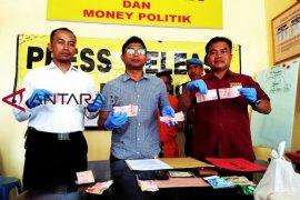 Polres Bangli tangkap residivis edarkan uang palsu