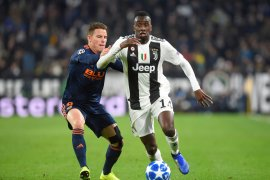 Blaise Matuidi resmi merapat ke klub milik David Beckham AS Inter Miami