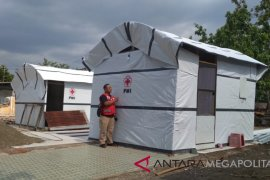 Three months after Indonesia disasters, Red Cross focuses on improved shelter for thousands of displaced families