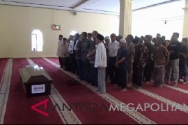 Korban Lion Air dimakamkan di Sukabumi