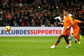 Belanda sukses tundukkan Prancis 2-0 di Nations League