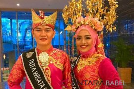 Puluhan peserta bersaing diajang Putri Wisata Kaltim