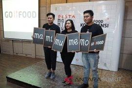 Manjakan pecinta kuliner, GO-FOOD hadirkan MaMiMuMeMo di Medan