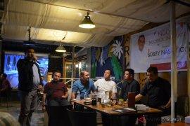 Menantu Joko Widodo ngobrol inspiratif bersama pelaku usaha Padangsidimpuan