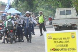 Pelanggaran lalu lintas Karawang didominasi kalangan milenial